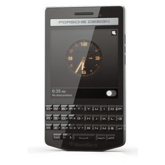 BLACKBERRY P9983 PORSCHE DESIGN,  black