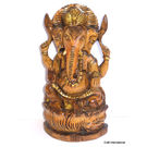 Ganesha Painted, 6 inches